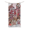 Bull - Jordan Beach Towel