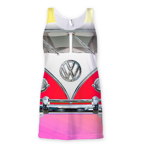 Volkswagen Red Sublimation Vest