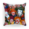 Clown Tee - Shirts Cushion
