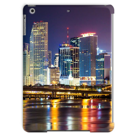 Miami Skyline Tablet Case