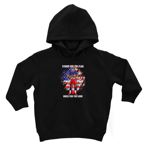 Stand for the Flag Kids Hoodie