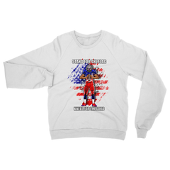 Stand for the Flag Heavy Blend Crew Neck Sweatshirt