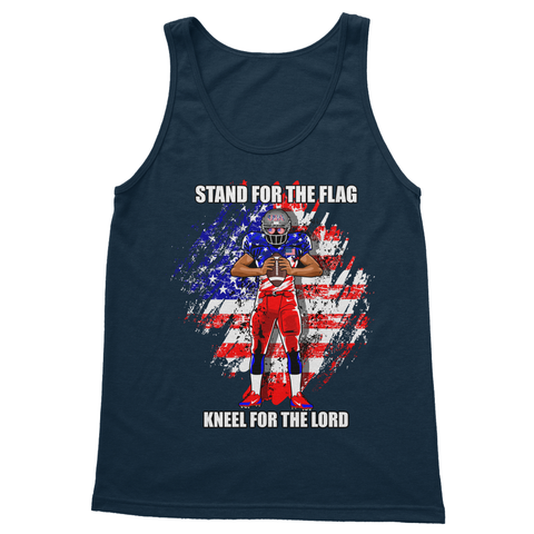Stand for the Flag Softstyle Tank Top