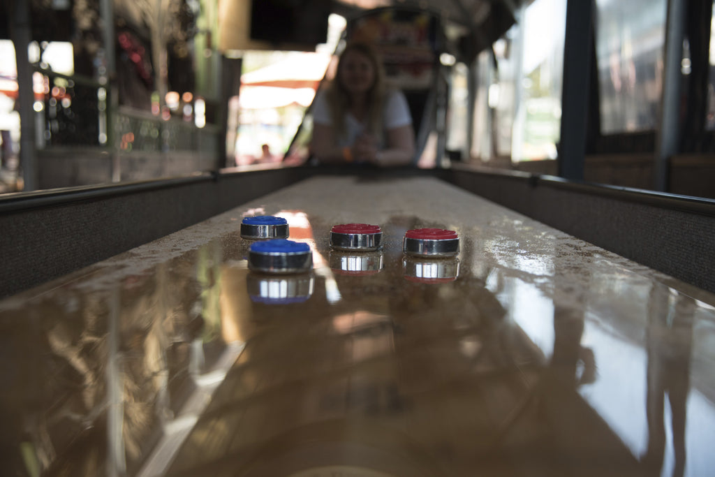 How To Choose The Best Shuffleboard Table