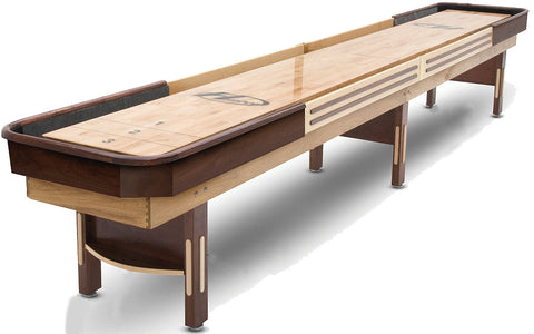 Custom Hudson 9'-22' Deluxe Hybrid Shuffleboard Table