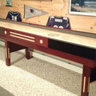 Custom Vintage Champion 12' The Grand Champion Shuffleboard Table