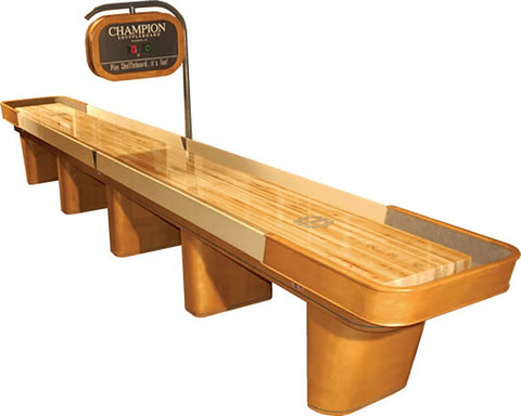 Custom Champion Capri 18' Shuffleboard Table