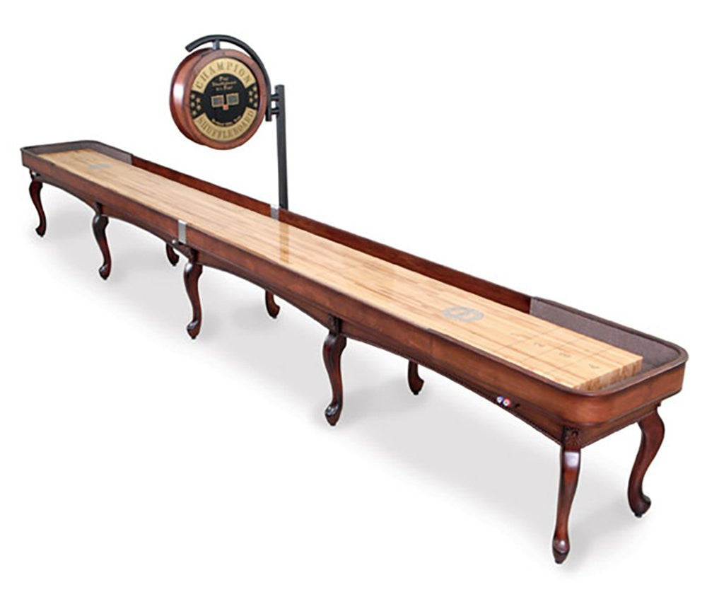 Custom Champion Madison 16' Shuffleboard Table