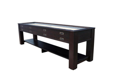 "Berner ""The Aspen"" 9 Foot 2-in-1 Shuffleboard & Sofa Table"