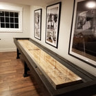"Rustic Retro Berner ""The Urban"" 12' Shuffleboard Table"