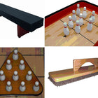 Playcraft Georgetown 16' Shuffleboard Table in Cherry