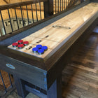 Vintage Shuffleboard Table