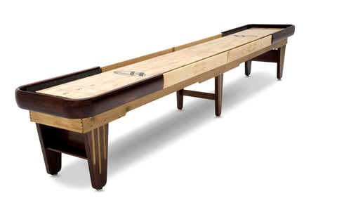 Hudson Intimidator Shuffleboard 9'-22' w/Custom Stain Options