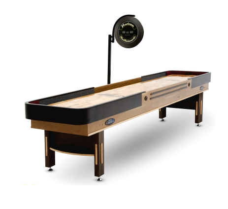 Custom Vintage Hudson 9' Grand Hudson Shuffleboard Table