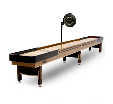 Custom Vintage Hudson 14' Grand Hudson Shuffleboard Table