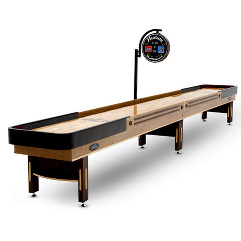 Custom Vintage Hudson 12' Grand Hudson Shuffleboard Table