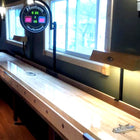 Hudson Shuffleboard Table Lights