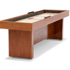 Furniture Style Hudson Berkeley Shuffleboard Table 9'-22' with Custom Stains