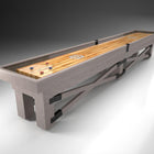 Custom Retro Champion Rustic 16' Shuffleboard Table