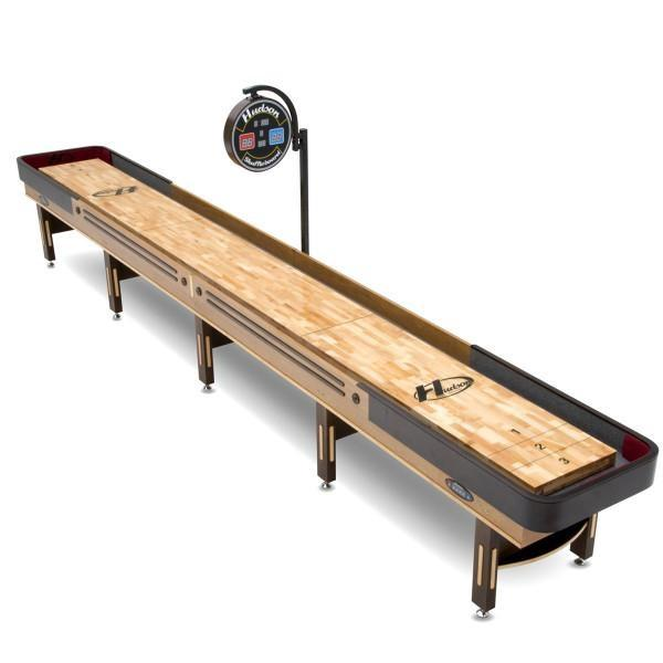Custom Vintage Hudson 20' Grand Hudson Shuffleboard Table