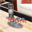Standard Playcraft Woodbridge 9' Shuffleboard Table in Black