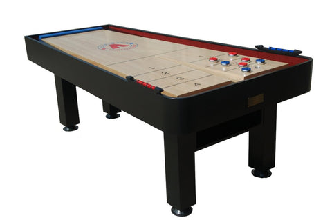 Rebound Snap-Back 7' Metro Shuffleboard Table