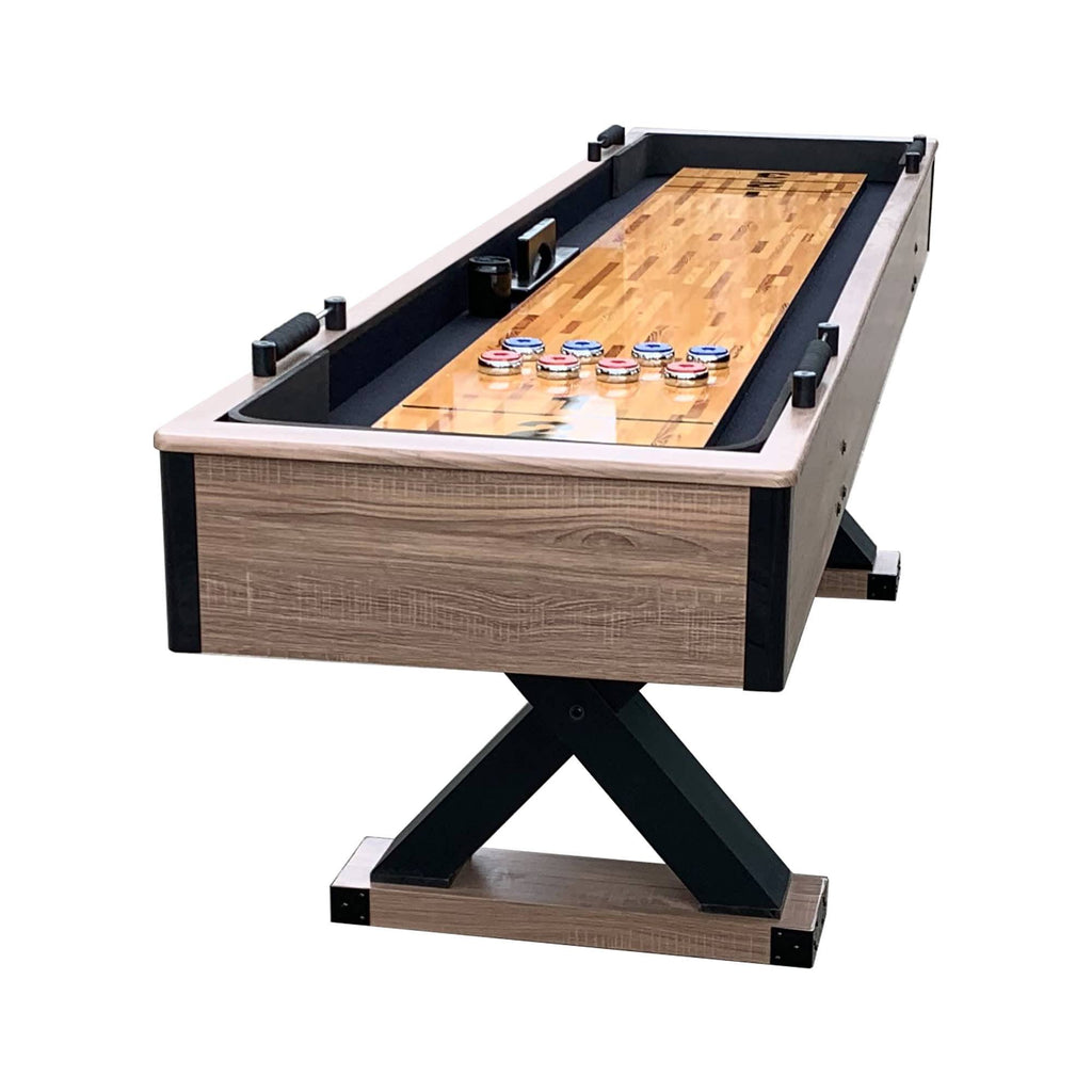 Carmelli Excalibur 9' Shuffleboard Table