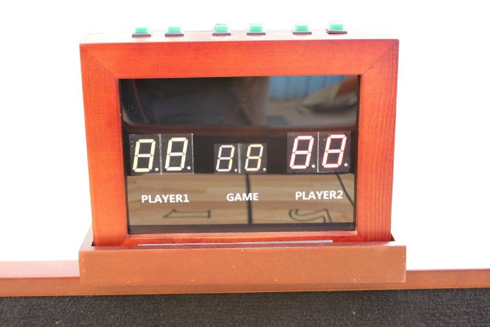 Berner Electronic Scoreboard, 2-Player