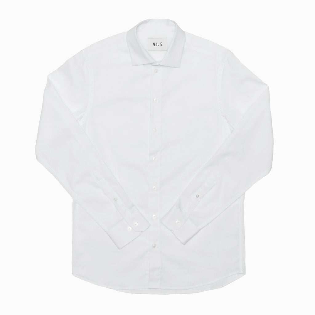 All Season White Shirt