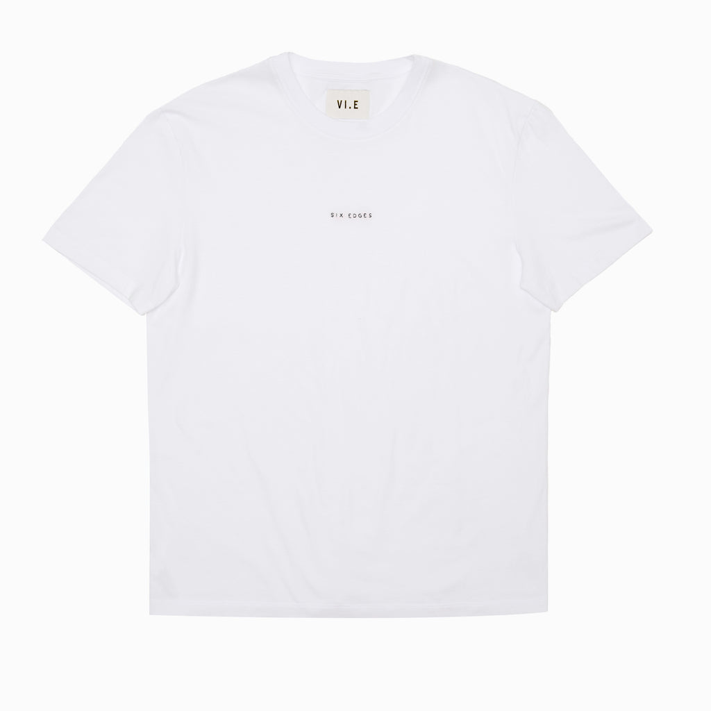 VI.E Embroidery T-Shirt