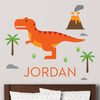T-Rex Wall Decal (Personalized)