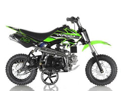 Apollo DB-25 70cc Dirt Bike SKU: DIR034