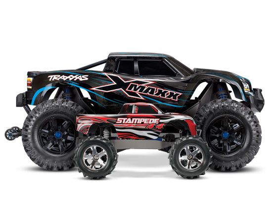 Traxxas X Maxx 8s 4wd 2 4ghz Rtr Electric Rc Monster Truck Power Toy Planet