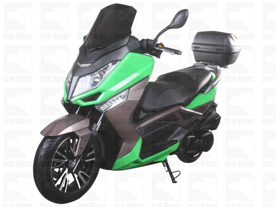 ICE BEAR SCOOTER PMZ150-T9