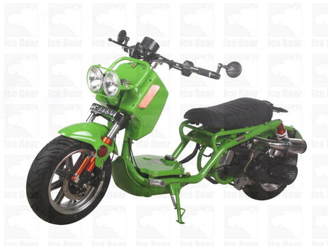 ICE BEAR MAD DOG GEN IV 50 CC