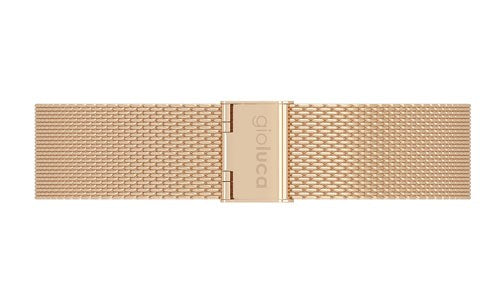 Gold Stainless Steel Mesh Band