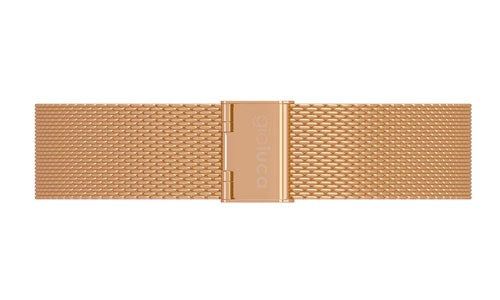 Rose Gold Stainless Steel Mesh Band