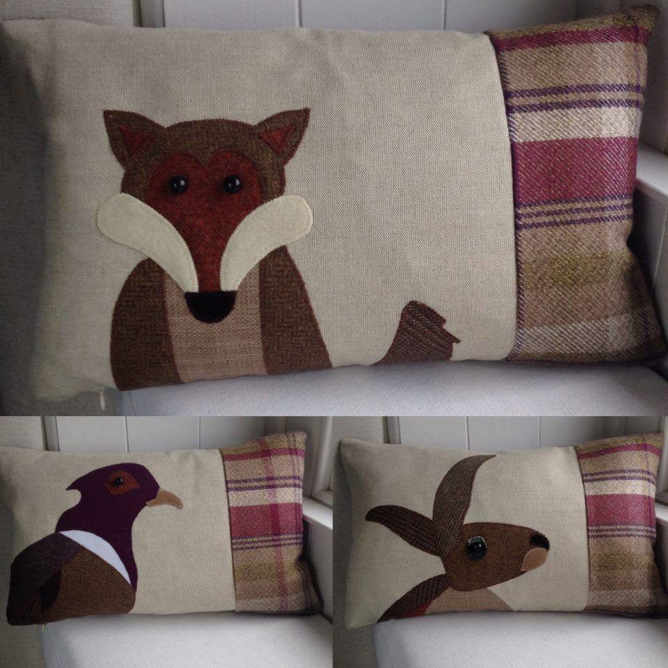 Bespoke order Hare, Fox and Pheasant