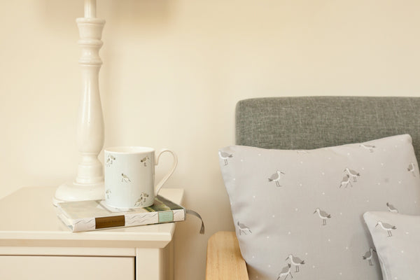 Solva Dunlin Fabric cushion
