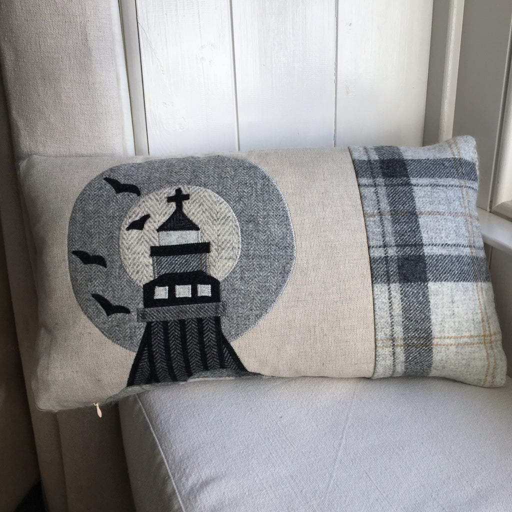 The Edge Festival - Smalls lighthouse cushion