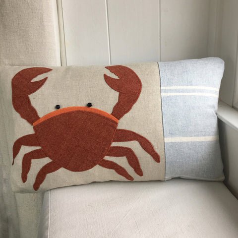 Handmade Crab cushion