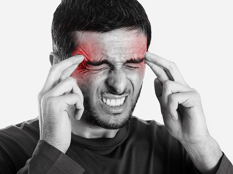 Sinus headache or sign-us up for a migraine consultation.