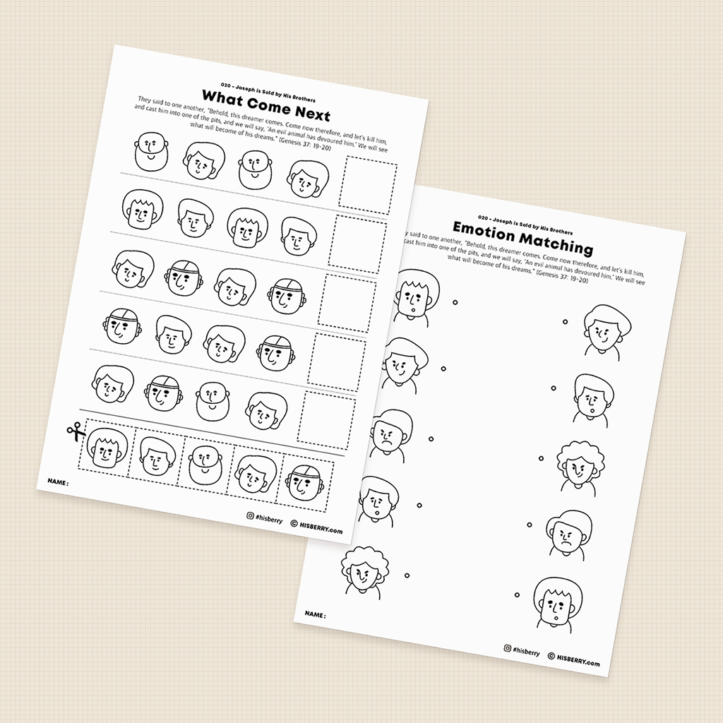 Joseph-is-Sold-by-his-Brothers-Bible-lesson-Activity-Printables