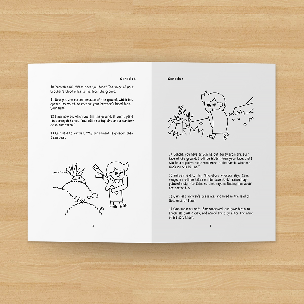 Cain-and-Abel-bible-minibook-printable
