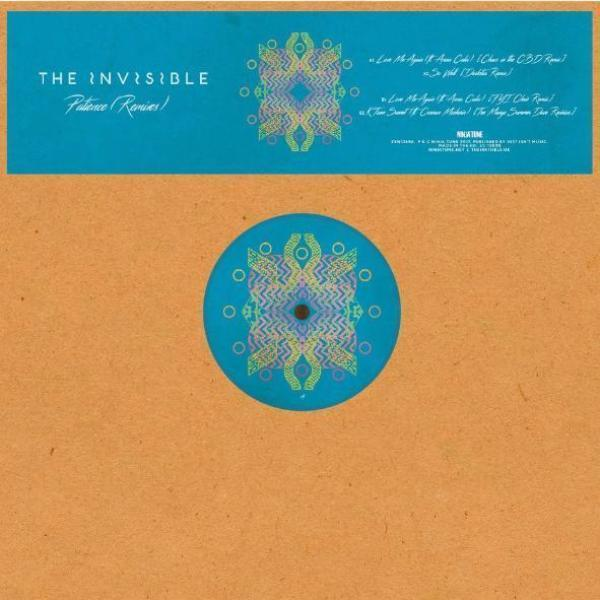 "The Invisible ‎– Patience (Remixes) (Vinyl 12"")"
