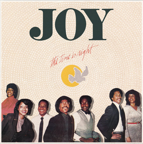 Joy ‎– The Time Is Right (Vinyl LP)