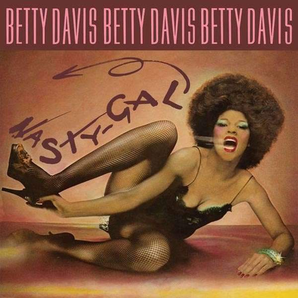 Betty Davis ‎– Nasty Gal (Vinyl LP)
