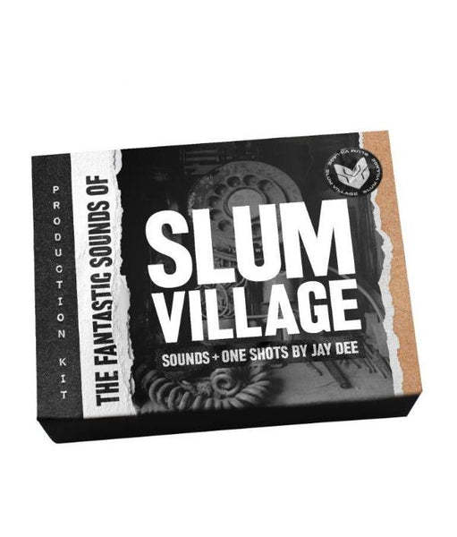 Fantastic Sounds Of Slum Village – A Jay Dee Producer Kit (USB)