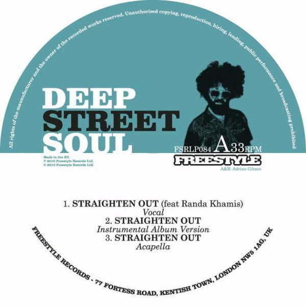 "Deep Street Soul – Straighten Out (Vinyl 12"") - Rook Records"