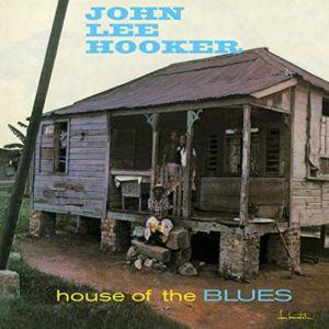 John Lee Hooker - House Of Blues (Vinyl LP) - Rook Records